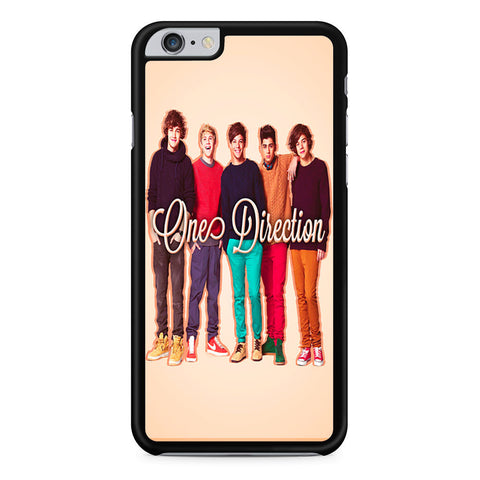 1D One Direction Personnel iPhone 6 Plus 6s Plus case