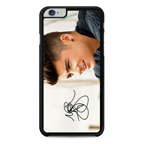 1D Zayn Malik Signature iPhone 6 Plus 6s Plus case