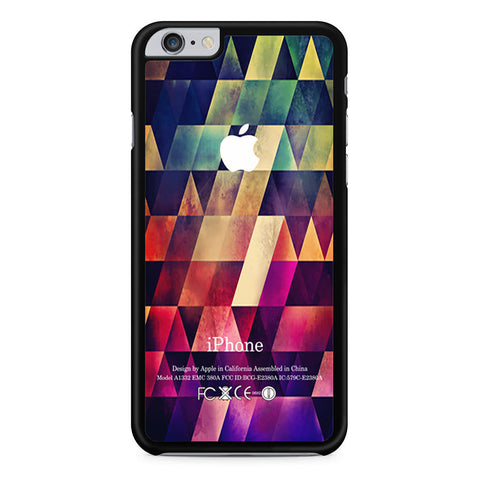 Abstract Apple Geometric iPhone 6 Plus 6s Plus case