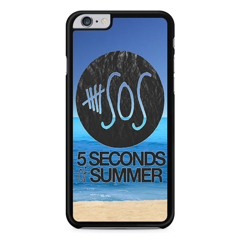 5 Seconds of Summer Beach iPhone 6 Plus 6s Plus case