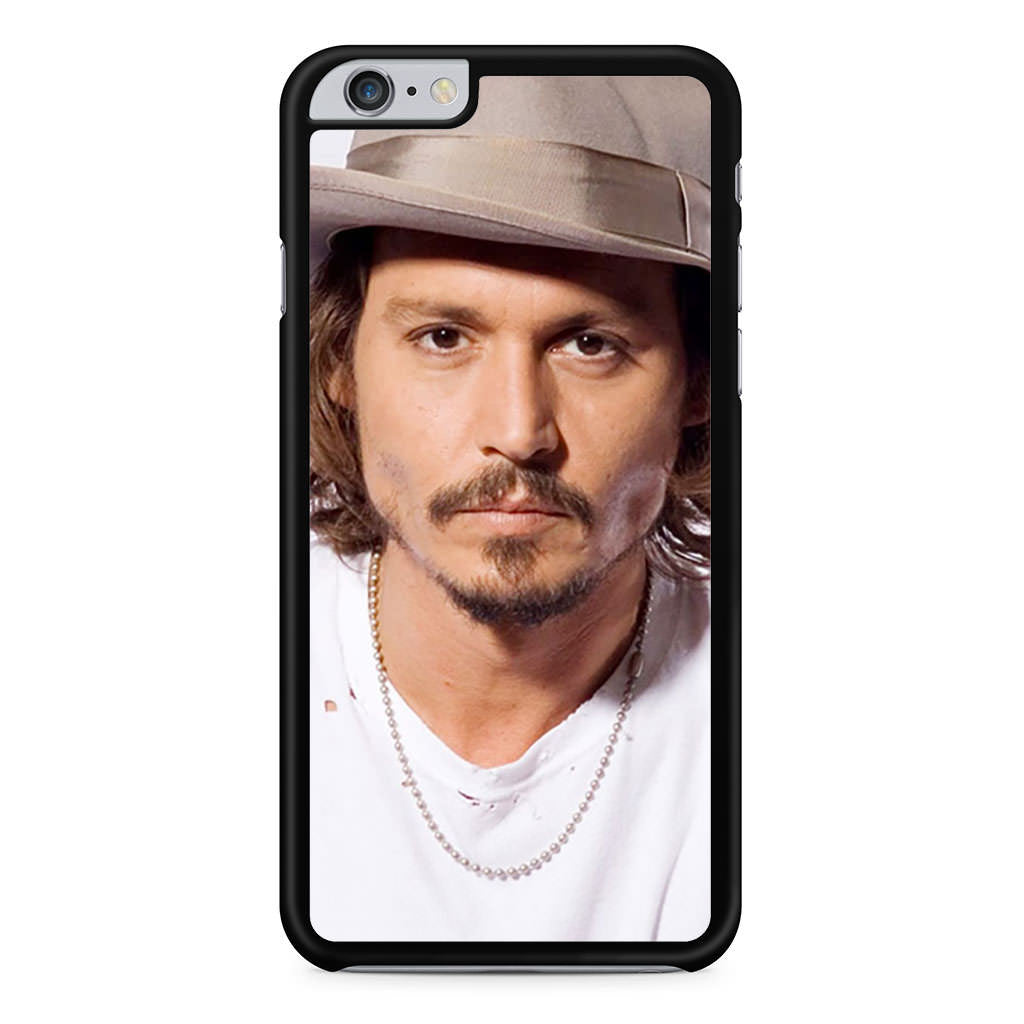 Johnny Depp iPhone 6 Plus 6s Plus case