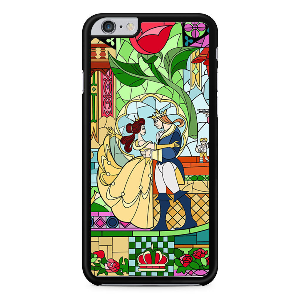 Beauty and the Beast iPhone 6 Plus 6s Plus case