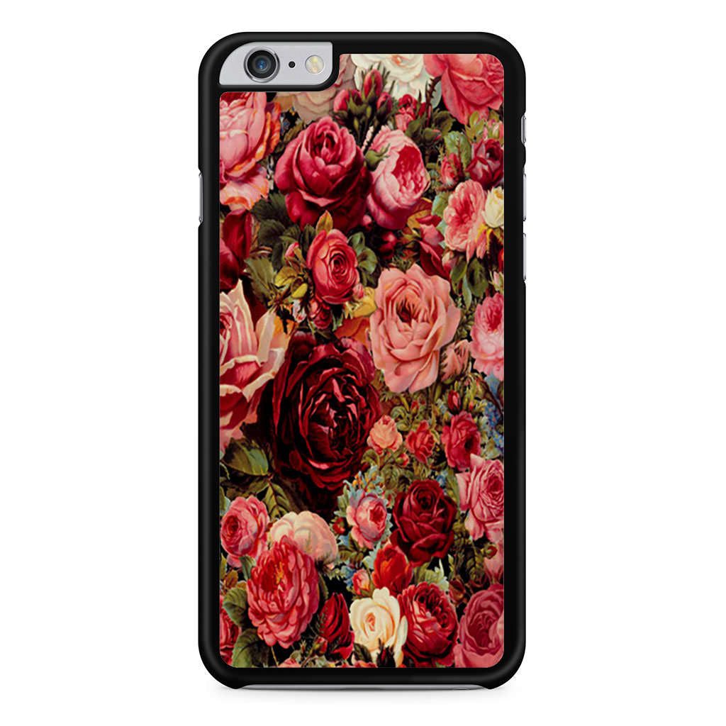 Rose Flower Floral iPhone 6 Plus 6s Plus case