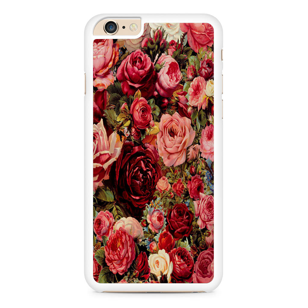 Rose Flower Floral iPhone 6 Plus / 6s Plus case