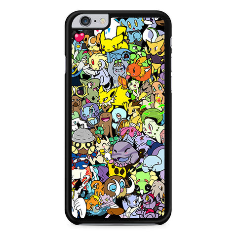 Adorable Pokemon Character iPhone 6 Plus 6s Plus case