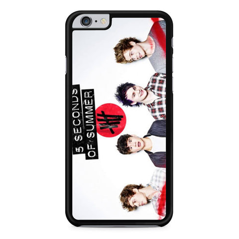 5 Seconds of Summer 5SOS Band iPhone 6 Plus 6s Plus case