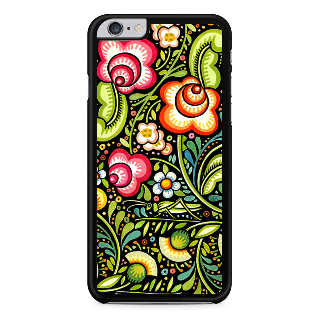 Bohemina Floral iPhone 6 Plus 6s Plus case