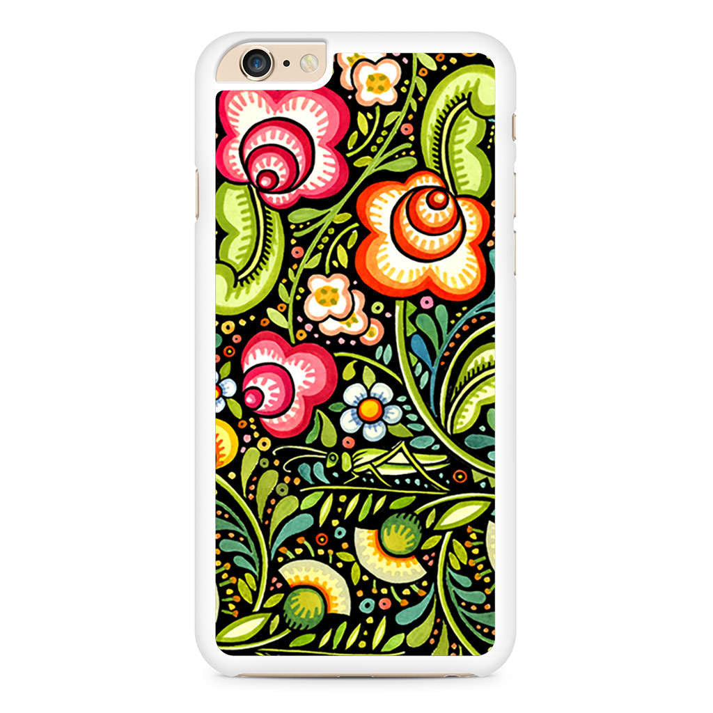 Bohemina Floral iPhone 6 Plus / 6s Plus case
