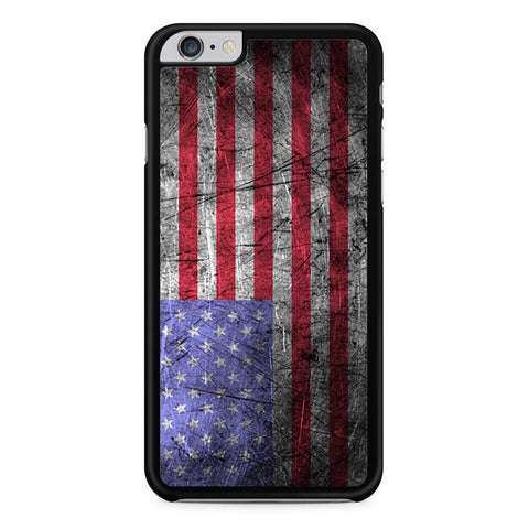 Grunge American Flag iPhone 6 Plus 6s Plus case