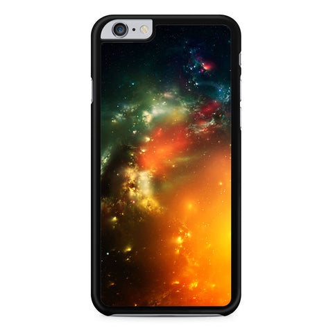 Emerald Nebula iPhone 6 Plus 6s Plus case