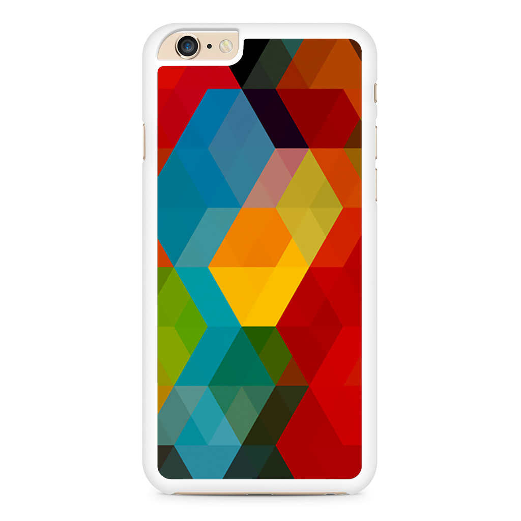 Abstract Polygonal Rainbow iPhone 6 Plus / 6s Plus case