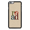 Read Book Lovers Librarian Gifts iPhone 6 Plus 6s Plus case