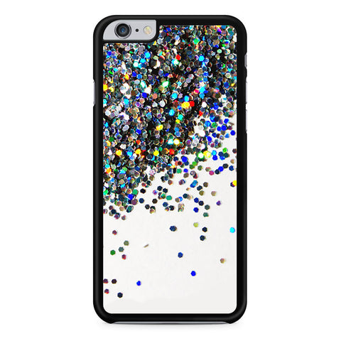 Sparkle Faux Glitter iPhone 6 plus 6s plus case