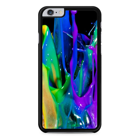 Watercolor Paint Splash iPhone 6 Plus 6s Plus case
