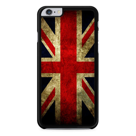 British Flag iPhone 6 Plus 6s Plus case