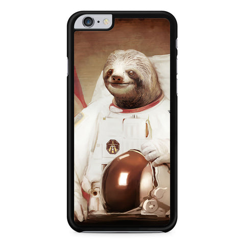 Dolla Dolla Bill Sloth Astronaut iPhone 6 Plus 6s Plus case