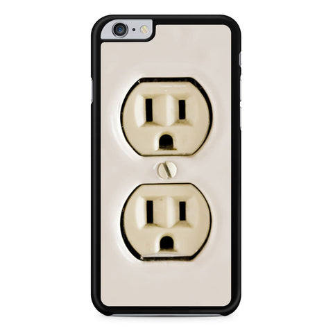 Urban Electric Outlet iPhone 6 Plus 6s Plus case