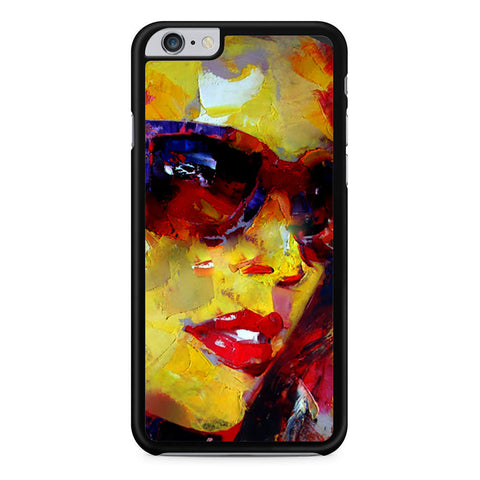 Abstract Sunglasses iPhone 6 Plus 6s Plus case