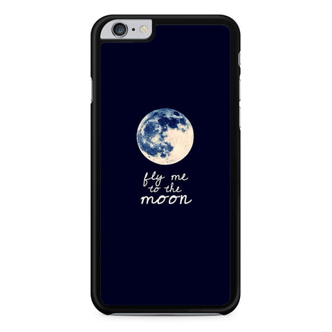 Fly Me to The Moon iPhone 6 Plus 6s Plus case