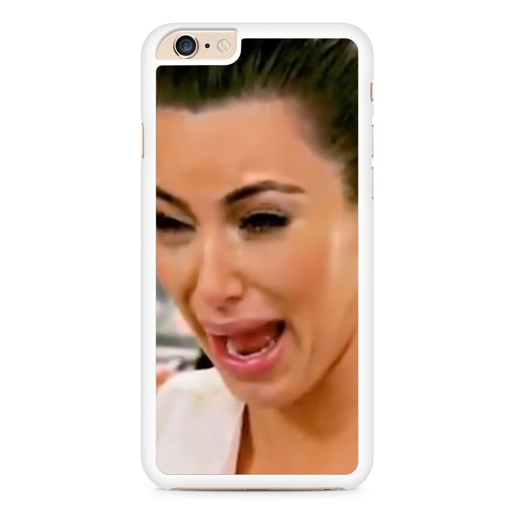 Kim Kardashian Cry Ugly Face iPhone 6 Plus / 6s Plus case