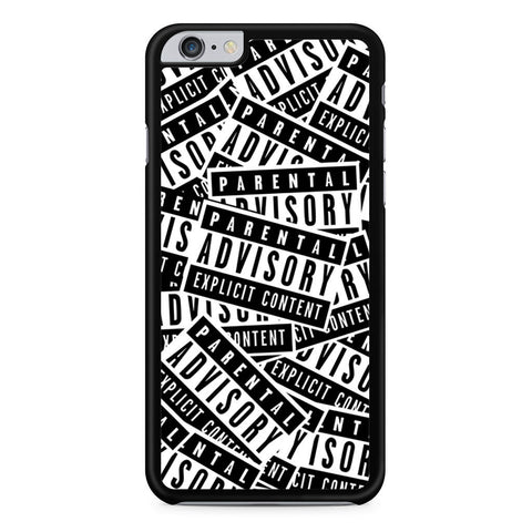 Parental Advisory iPhone 6 Plus 6s Plus case
