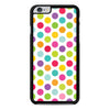 Colorful Polka Dots iPhone 6 Plus 6s Plus case