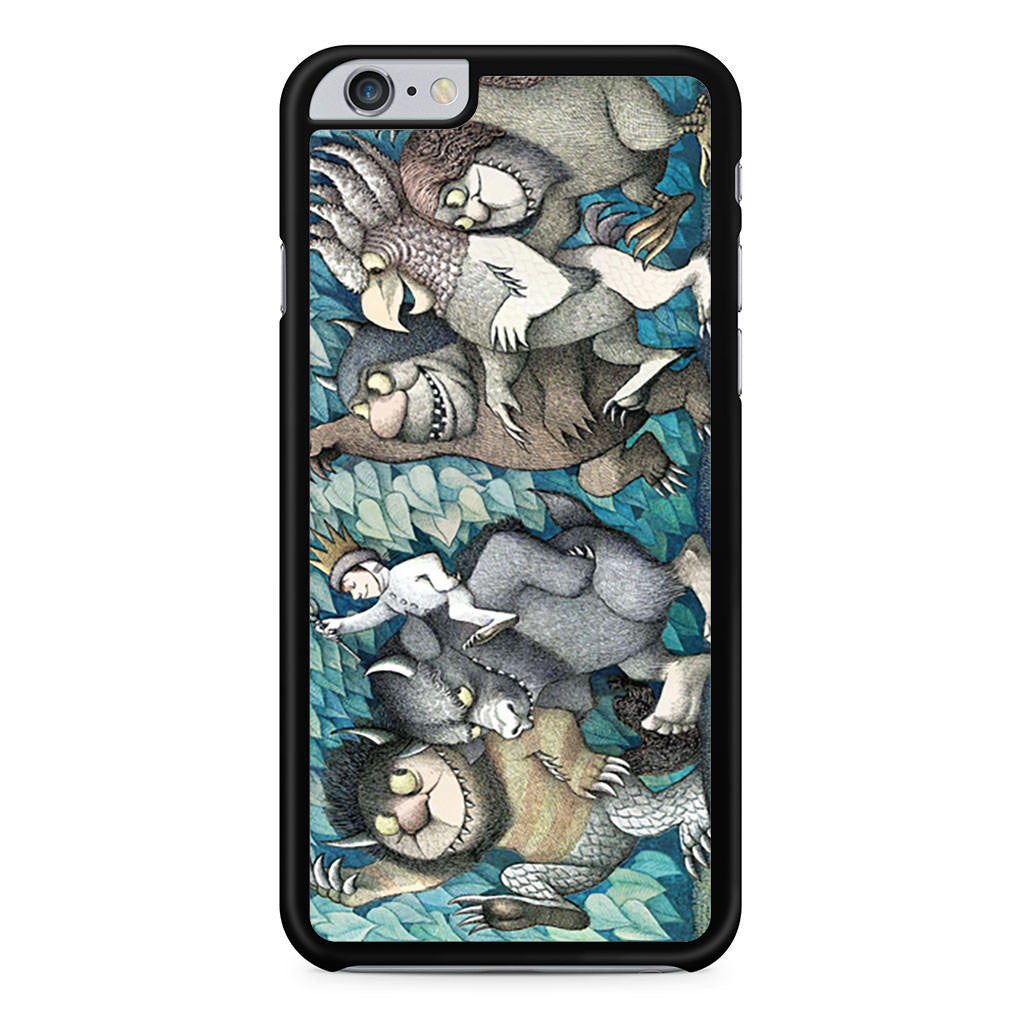 Where The Wild Things Are iPhone 6 Plus 6s Plus case