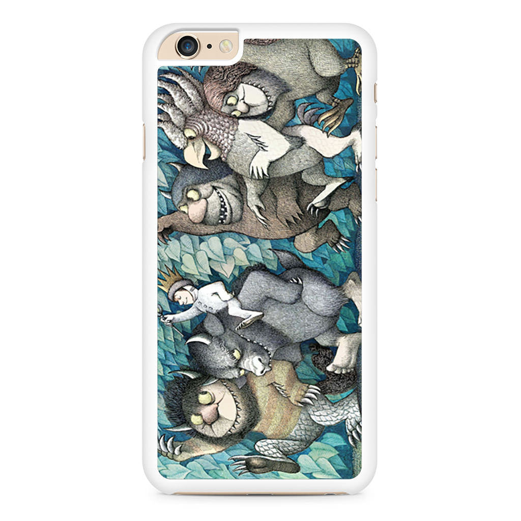 Where The Wild Things Are iPhone 6 Plus / 6s Plus case