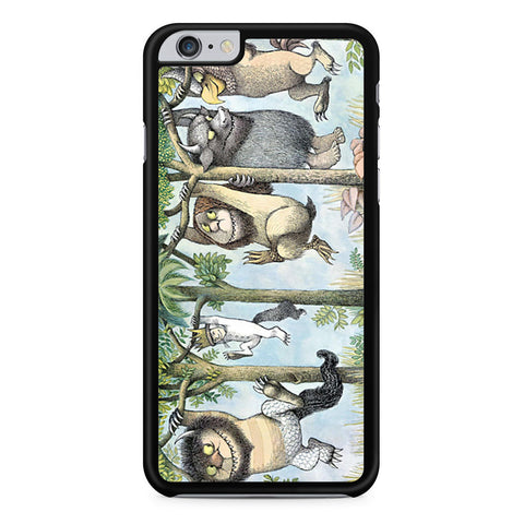 Where The Wild Things Are 2 iPhone 6 Plus 6s Plus case