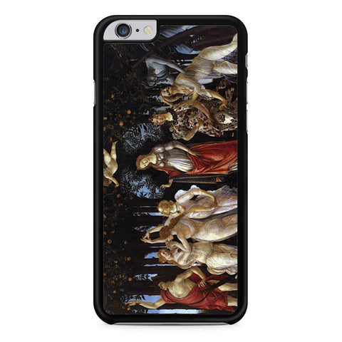 Botticelli - Primavera iPhone 6 Plus 6s Plus case