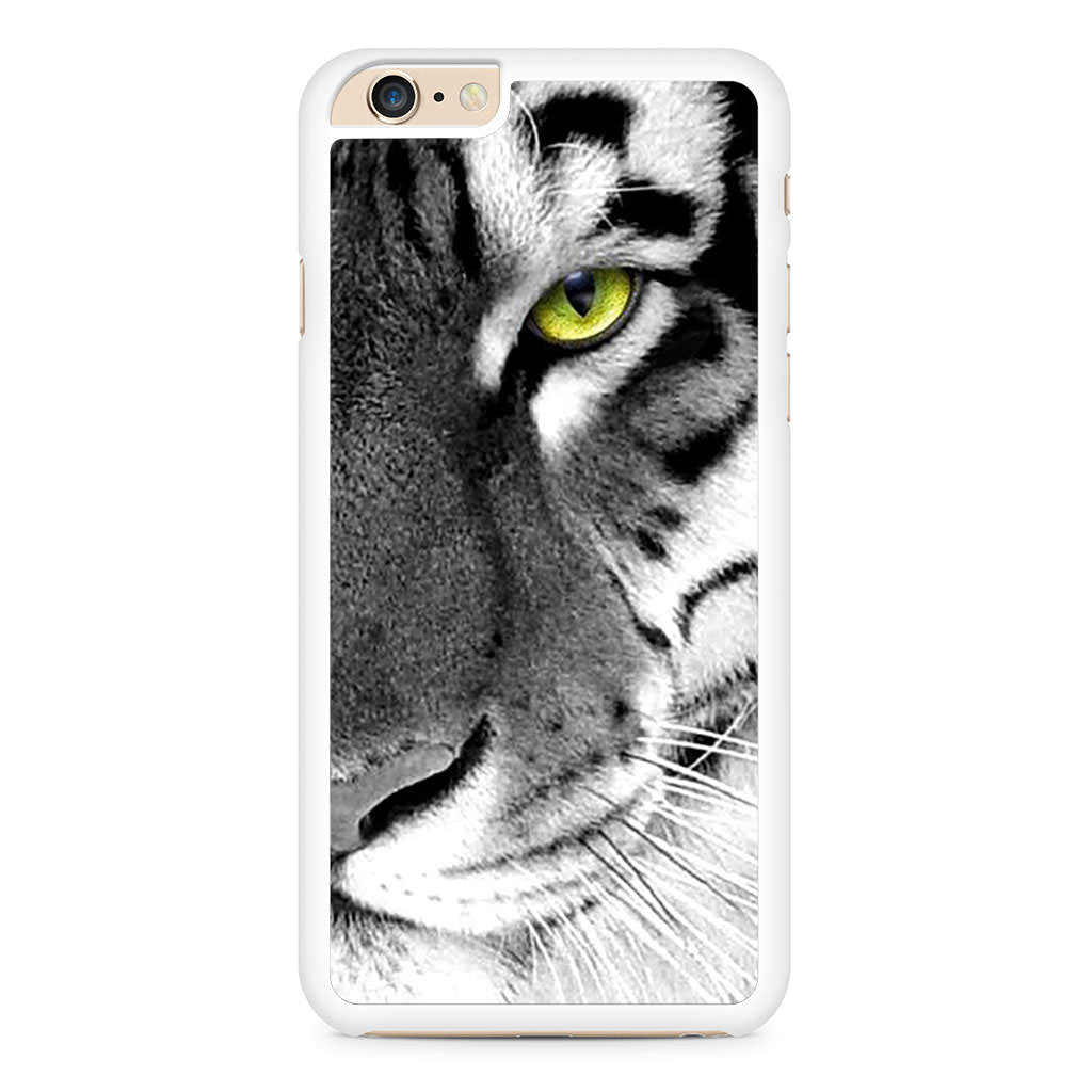 White Tiger Face iPhone 6 Plus / 6s Plus case