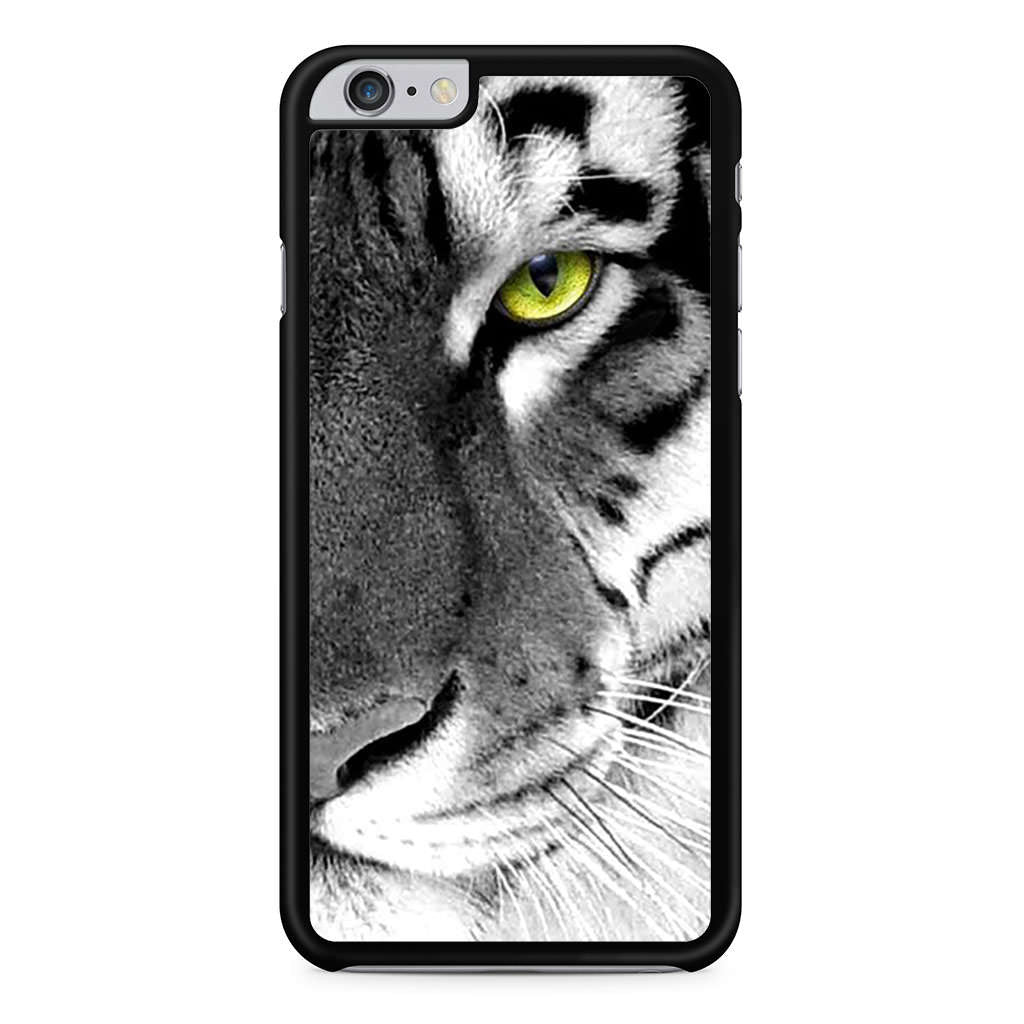 White Tiger Face iPhone 6 Plus 6s Plus case