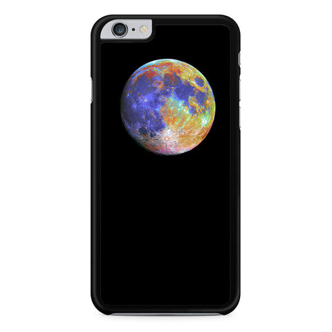 The Moon Colorful iPhone 6 Plus 6s Plus case