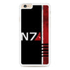 Mass Effect N7 Art iPhone 6 Plus | 6s Plus case