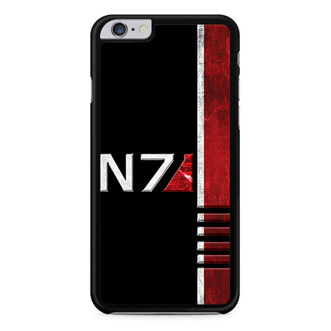Mass Effect N7 Art iPhone 6 Plus 6s Plus case