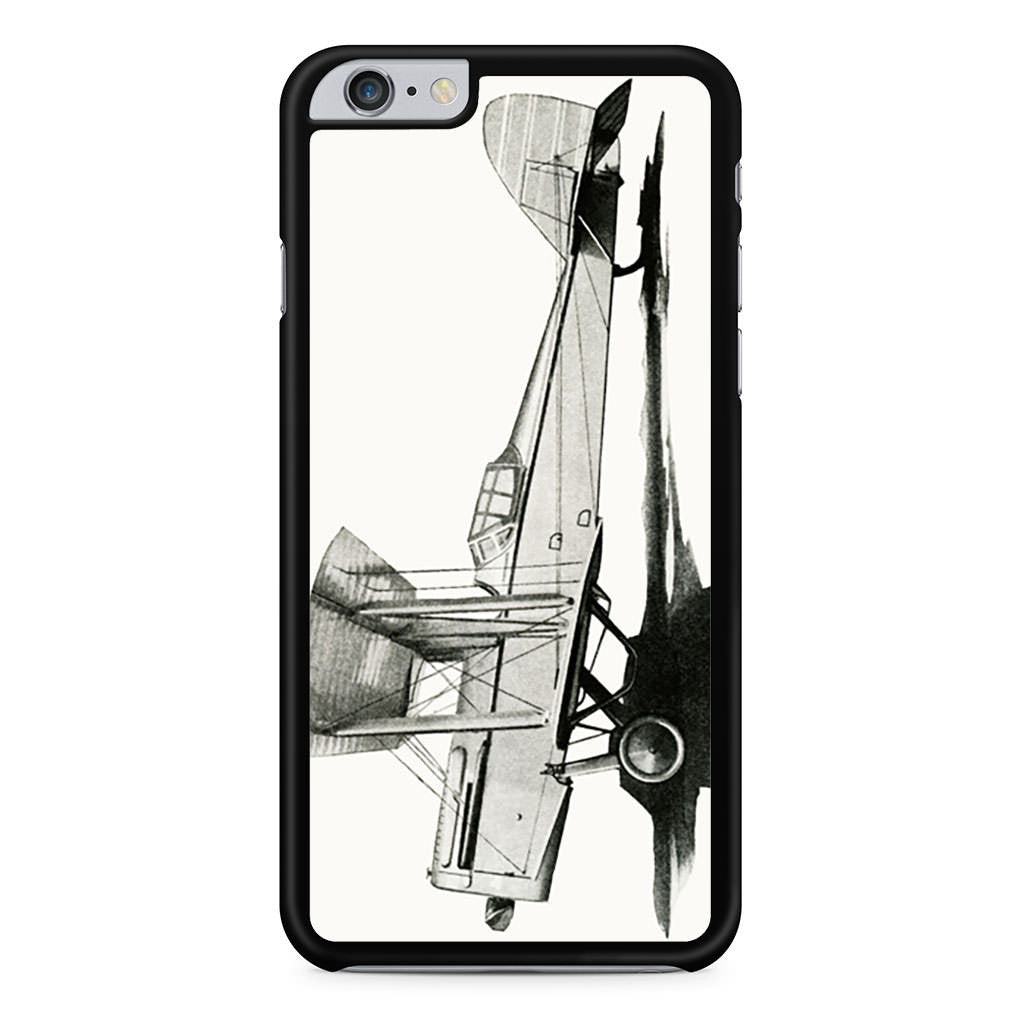 Retro Airplane iPhone 6 Plus 6s Plus case