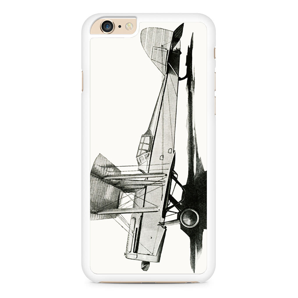 Retro Airplane iPhone 6 Plus / 6s Plus case