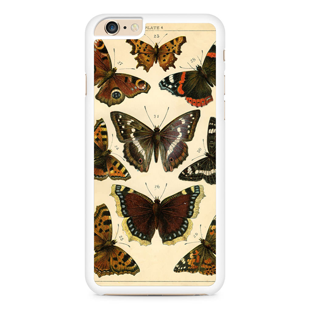 Vintage French Butterflies iPhone 6 Plus / 6s Plus case