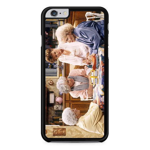 Dorothy Rose Sophia Blanche Betty White iPhone 6 Plus 6s Plus case