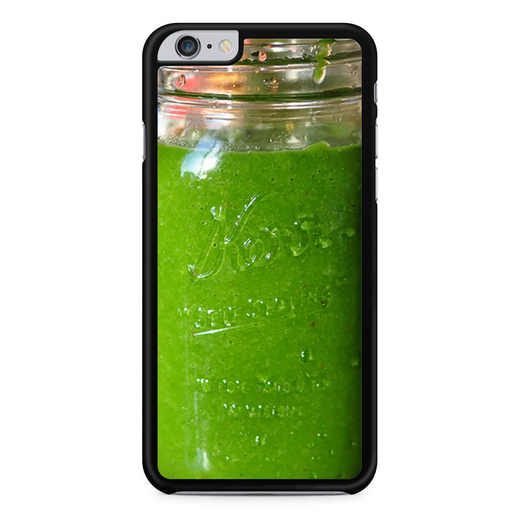 Green Smoothies iPhone 6 Plus 6s Plus case