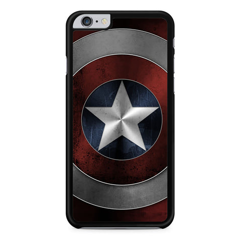 Captain America iPhone 6 Plus 6s Plus case