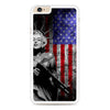 Marilyn Monroe Liberty Gun American Flag iPhone 6 Plus | 6s Plus case