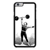 Circus Strongman iPhone 6 Plus 6s Plus case