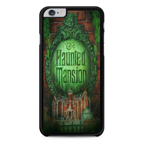 The Haunted Mansion Poster iPhone 6 Plus 6s Plus case
