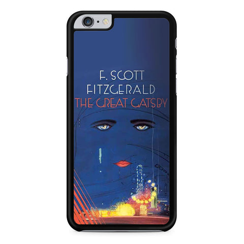 The Great Gatsby Book Art iPhone 6 Plus 6s Plus case