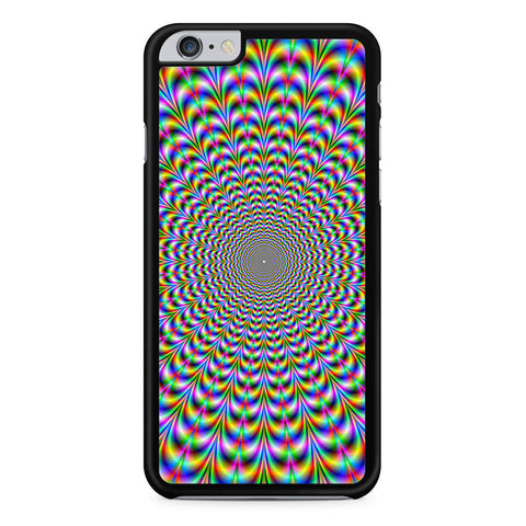 Psychedelic Spiral iPhone 6 Plus 6s Plus case