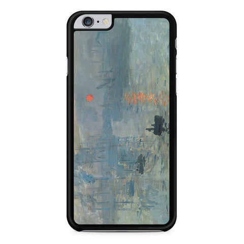 Monet - Impression Sunrise iPhone 6 Plus 6s Plus case