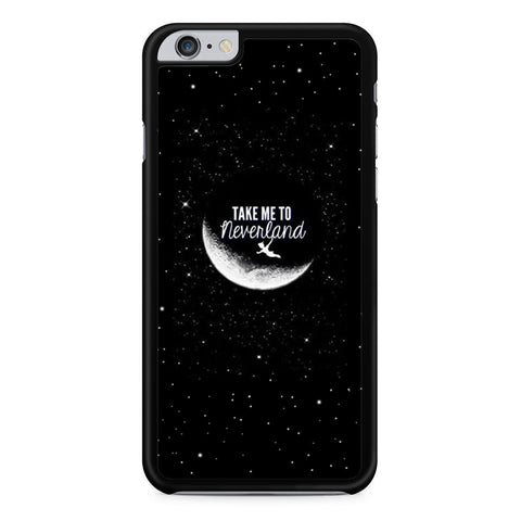 Peter Pan Take Me to Neverland iPhone 6 Plus 6s Plus case