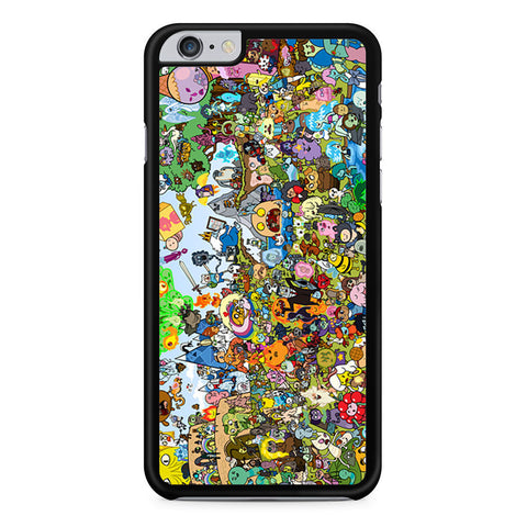 Adventure Time iPhone 6 Plus 6s Plus case