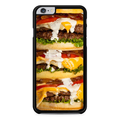 Big Tall Burger iPhone 6 Plus 6s Plus case